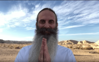 Dayananda Brahmachari Shares the Inner Significance of Passover