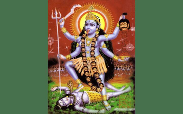 Pratique quoditienne de la Navaratri #1: Maha Kali