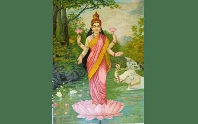 Navaratri Daily Practice #2: Maha Lakshmi