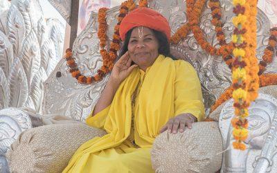 Goddess Gaia Shakti Sessions Offered by Sai Maa