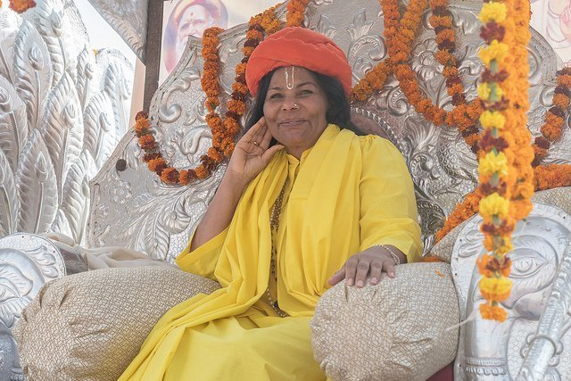 Goddess Gaia Shakti Sessions Offered by Sai Maa