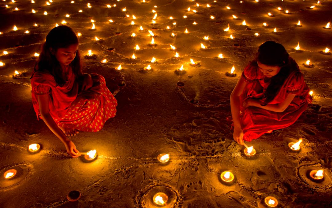 Diwali – the celebration of the return to the Kingdom of Light