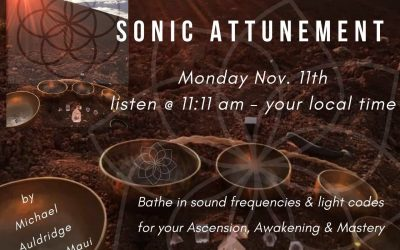 Sonic Attunement Meditation