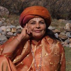 Spiritual guru Sai Maa